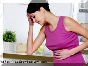 нарушение пищеварительного тракта