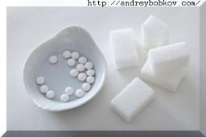 сахарозаменитель вредит здоровью человека и не снижает вес