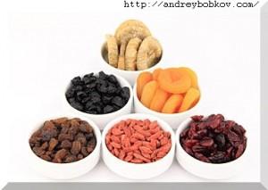 заменители сахара от природы для здоровья человека: изюм, курага, мед, чернослив, финики