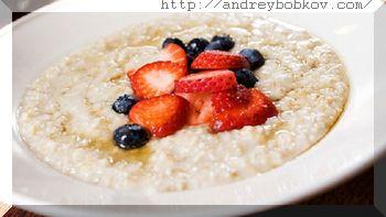 польза овсянки на завтрак для здоровья
