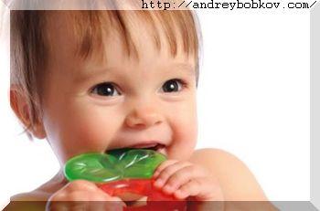 Температура при прорезывании зубов у детей - как облегчить прорезывание зубов