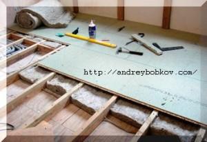 дСП и утеплитель вредят здоровью - средные строительные материалы
